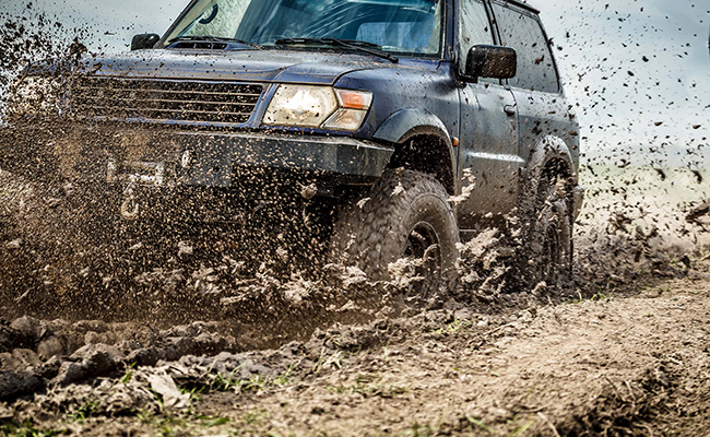 off road driving - things to do dollar, clackmannanshire